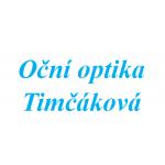 Oční optika Timčáková – logo společnosti