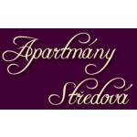 APARTMÁNY STŘEDOVÁ – logo společnosti