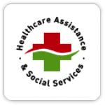 Healthcare Assistance and Social Services s.r.o. – logo společnosti