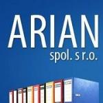 ARIAN, spol. s r.o. – logo společnosti
