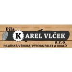 Vlček Karel - Pila – logo společnosti