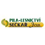 Pila - lesnictví Jan Sečkař – logo společnosti