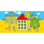 Veselá škola - církevní základní škola a základní umělecká škola – logo společnosti