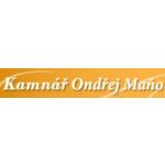 Kamnář Ondřej Maňo – logo společnosti
