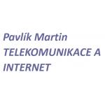 Pavlík Martin- TELEKOMUNIKACE A INTERNET – logo společnosti
