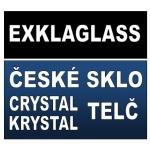Klašková Pavla - EXKLAGLASS – logo společnosti
