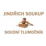 Ing. Jindřich Soukup - soudní tlumočník – logo společnosti
