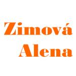 Zimová Alena – logo společnosti