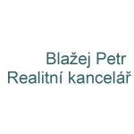 Blažej Petr- Realitní kancelář – logo společnosti