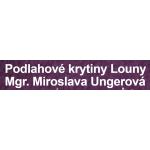 Podlahové krytiny Louny - Mgr. Miroslava Ungerová – logo společnosti