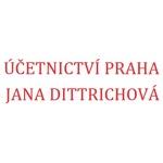 Jana Dittrichová - účetnictví – logo společnosti