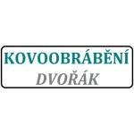 KOVOOBRÁBĚNÍ DVOŘÁK – logo společnosti