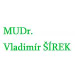 MUDr. Vladimír Šírek - lékař odb. internista – logo společnosti