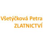 Všetýčková Petra- ZLATNICTVÍ – logo společnosti