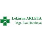 Lékárna Arleta - Holubová Eva – logo společnosti