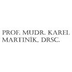 Ambulance Prof. MUDr. Karla Martiníka, DrSc., s.r.o. – logo společnosti