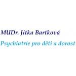 Bartková Jitka, MUDr. - Psychiatrie pro děti a dorost – logo společnosti