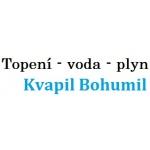 Topení, voda plyn - Kvapil Bohumil – logo společnosti