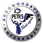 Hotely a ubytování v Praze, lyžování v Alpách – logo společnosti