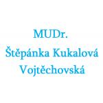 MUDr. Štěpánka Kukalová Vojtěchovská – logo společnosti