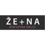 Navrátilová Jarmila- OČNÍ OPTIKA ŽE + NA – logo společnosti