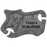 Černý Pavel - TESPRA – logo společnosti