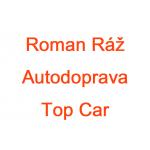 Roman Ráž - Autodoprava Top Car – logo společnosti