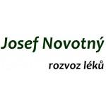 Novotný Josef- rozvoz léků – logo společnosti
