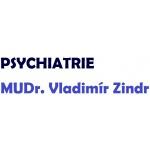 ZINDR VLADIMÍR - psychiatrie – logo společnosti