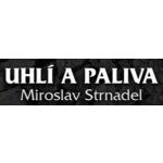 Strnadel Miroslav- UHLÍ, PALIVA – logo společnosti