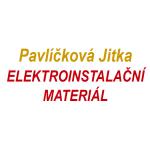 Pavlíčková Jitka- ELEKTROINSTALAČNÍ MATERIÁL – logo společnosti