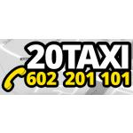 Soušková Lydie - 20TAXI – logo společnosti