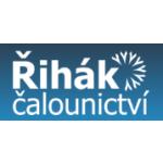 Řihák Radek- čalounictví – logo společnosti