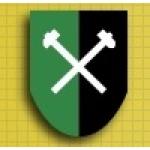 Uhelné sklady Jihlava a.s. – logo společnosti