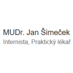 MUDr. Šimeček Jan – logo společnosti