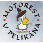 Pelikán, spol. s r.o.- Motorest u Pelikána – logo společnosti