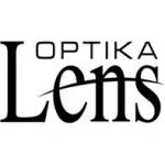 Kočí Petra- OPTIKA LENS – logo společnosti