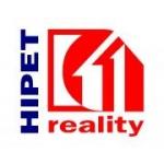 HIPET reality s.r.o. – logo společnosti