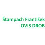Štampach František - OVIS DROB – logo společnosti