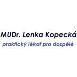 MUDr. Lenka Kopecká - praktický lékař pro dospělé – logo společnosti