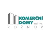 KOMERČNÍ DOMY ROŽNOV, spol. s r.o. – logo společnosti