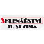 Sezima Miloslav- SKLENÁŘSTVÍ, RÁMOVÁNÍ – logo společnosti
