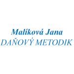 Malíková Jana- DAŇOVÝ METODIK – logo společnosti