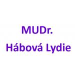 Hábová Lydie, MUDr. – logo společnosti