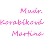 Korabíková Martina, MUDr. – logo společnosti