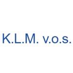 K.L.M. v.o.s. – logo společnosti