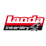 Landa - interiéry – logo společnosti