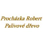 Procházka Robert- Palivové dřevo – logo společnosti