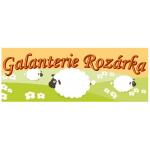 Navrátilová Zuzana- Galanterie Rozárka – logo společnosti