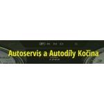Autoservis a Autodíly Kočina – logo společnosti